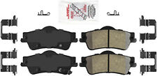Disc Brake Pad Set-GT Rear Autopartsource PRM1352
