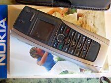 Cellulare Telefono NOKIA 9500   RIGENERATO ORIGINALE  CUSTODIA