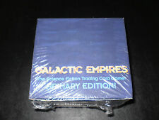 GALATIC EMPIRES PRIMARY EDITION LARGE BOX COMPANION GAMES 1996