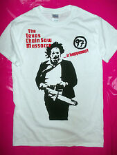Punk Rock Culture White Screen Printed T-shirt Boy Seditionaries Style Repro 77 XXL