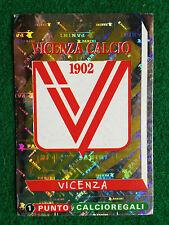 CALCIATORI 2000 1999-00 n 655 VICENZA SCUDETTO , Figurina Panini NEW