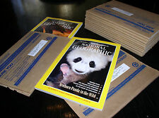 12 NATIONAL GEOGRAPHIC MAGAZINE COMPLETE SET 1993 ~ INCLUDES ALL SUPPLEMENTS