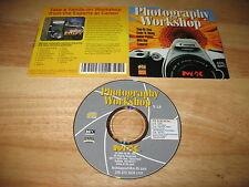 Canon Photography Workshop PC/Mac CDROM M2K 2001 Instructional for Windows 95/98