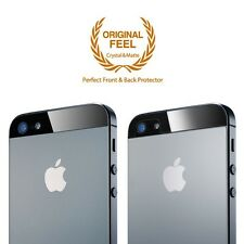 SGP Screen Protector Set Steinheil Ultra Crystal Mix pellicola per iPhone 5