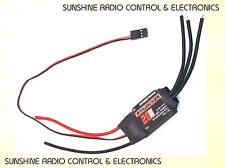 RC Esc Hobbywing Skywalker 20 Amp Brushless Speed Controller Bec Planes Heli's
