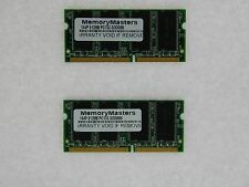 1GB  (2X512MB) MEMORY FOR POWERBOOK G3 PISMO, FIREWIRE M7630LL/A