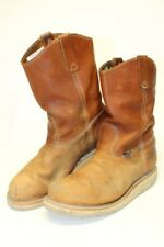 Thorogood USA Made Mens 10.5 EE Wellington DISTRESS Leather Work Boots 814-4208