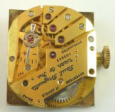 Paul Breguette Mechanical - Complete Running Movement - pare Parts, Repair