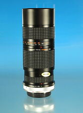 MC Voiture beroflex 80-200mm/3.8 pour Canon FD Lentille Lens Objectif - (18800)