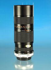 MC Auto Beroflex 80-200mm/3.8 für Canon FD Objektiv lens objectif - (18800)