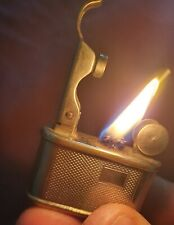 Antique French Volcano Petrol Lighter