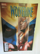 Wolverine Numéro 153 d'Octobre 2006 / Marvel France Panini Comics