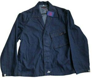 Paul Smith RED EAR Dark Blue thin Denim Jacket