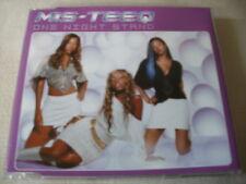 MIS-TEEQ - ONE NIGHT STAND - UK CD SINGLE - MISTEEQ