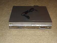 Panasonic dmr-eh80v HDD/VHS/DVD recorder, 200gb, 2 ANNI GARANZIA