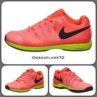 Nike Zoom Vapor 9.5 Tour QS 631458-600, UK 9, EU 44, US 10, Federer Tennis Shoe