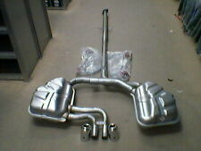 Mini Cooper S Exhaust Full System  2 Year Warranty - Includes Body Bands/Trims !