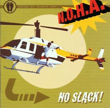 N.O.H.A. = no slack = ELECTRO JAZZ DRUM & BASS BREAKBEAT FUNK GROOVES !!