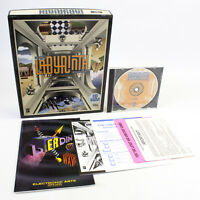 The Labyrinth of Time for PC CD-ROM in Big Box by EA, 1993, VGC, CIB