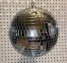 New listing Vintage mirror glass disco ball