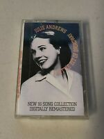Julie Andrews ~ A Little Bit Of Broadway ~ Columbia, JST 44375, Cassette, 1988