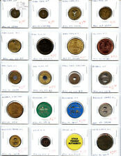 20 Pack Different New York Transportation Good For Tokens New York City Etc