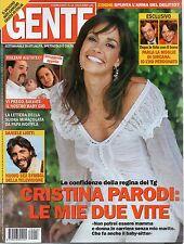 Gente 2007 14.CRISTINA PARODI,FARRAH FAWCETT,CHARLOTTE CASIRAGHI & CAROLINE