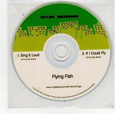 (FU511) Dlying Fish, Sing It Loud - DJ CD