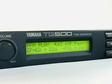 Yamaha TG 500 Classic Vintage Synthesizer - 64 voices MIDI Used Great Condition