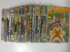 Spiderman Comic Lot The Amazing Spiderman lot of 91 208-420 FN/VF B
