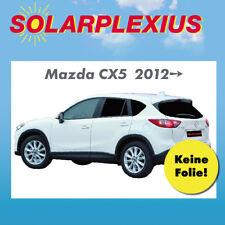 Climair protezione solare Sonniboy Compatibile Mazda 2 tipo de BERLINA PORTELLONE 2008-2014