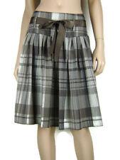 Plaids & Checks A-Line Mini Skirts for Women