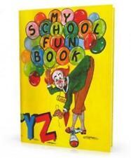 Personalized Children's Book - My School Fun Book (Ages 3-7)