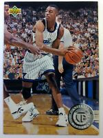 1993-94 Upper Deck Anfernee Penny Hardaway Rookie RC #484, Insert, Orlando Magic