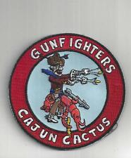 PATCH USAF 182ND FIGHTER SQ FS Kelly AFB F-16 PILOT TRAINING EXERCISE
