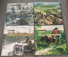 Lot Of 4 Kaleidescope Books By Edward F Dolan HC