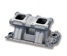 * WEI1984 Weiand Hi-Ram Tunnel Ram Intake Manifold Small Block Chev 327 350 400