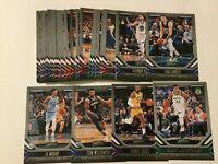 2019-20 Chronicles Basketball PLAYBOOK Complete 30 Card Set ZION JA Lebron Luka