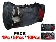 Large Mesh Duffel Bag, Equipment Duffle bag, Spacious Full Mesh Square Gym Bag