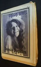 MB-134 Rolling Stone Magazine, Janis Joplin Issue, October 29, 1970 Original