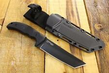 Cold Steel 13T Medium Warcraft Tanto Fixed Blade Knife CPM 3-V Blade Secure-Ex