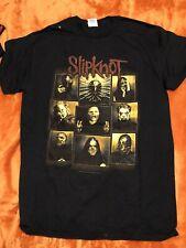 Slipknot 2015 Europe  Tour  T-shirt  Size Medium