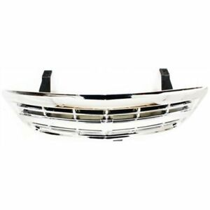 New Grille For Chevrolet Venture 2001-2005 GM1200460