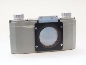 Ilford Advocate M39 Screw Photomicroscopy Camera by Beck & Co Rare. No u11838