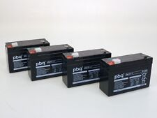 4 x BLEI AKKU 4V 3.5Ah kompatibel Sonnenschein A504/3.5 S   f. Handlampe