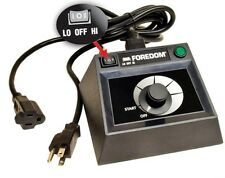 Foredom C.EMXF-1 Dual Speed Range Table Top Control For TX Flex Shaft Motor