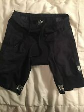 Worn One Time..De Soto Cycling Shorts Womens EXTRA LARGE Black RN# 86514