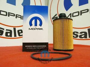 DODGE RAM JEEP 3.0L Replacement Diesel Engine Oil Filter NEW OEM MOPAR