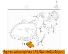 Mercury FORD OEM 05-07 Montego Headlight Head Light Lamp-Controller 5T5Z13C170A