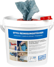 OTTO Reinigungstücher 25x25cm 72 Stück im Eimer